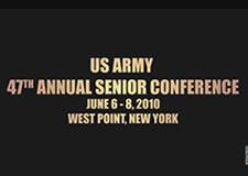 47th Annual U.S. Army Senior Conference