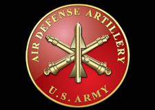 U.S. Army Air Defense Artillery Officer