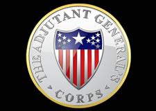 U.S. Army Adjutant General Officer